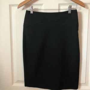 The Limited Black Collection pencil skirt